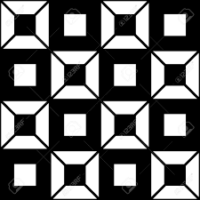 Chess Board Design A Geometric Monochromatic Chessboard Seamless Patterns Made Of