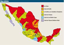 sinaloa mexico map the zetas replaced the sinaloa as mexico s most powerful cartel
