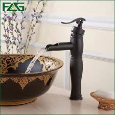 online get cheap oil rubbed bronze waterfall bathroom faucet