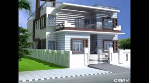 Duplex Residential Home Design by ORIAY BD