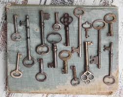 Rustic Wall Decor Best 25 Vintage Keys Decor Ideas On Pinterest Key Decorations