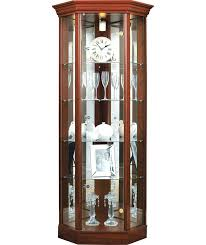 glass cabinet for sale corner glass cabinet curio display cabinets cheap used for sale all
