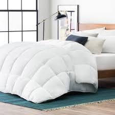Heavy Down Alternative Comforter California King Down Comforters U0026 Duvet Inserts You U0027ll Love Wayfair