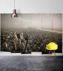 new york city aerial photo wall mural milton king vintage new york wall mural wallpaper republic