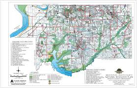 Hernando De Soto Route Map by Desoto County Natural Resources Plan Mid South Greenprint