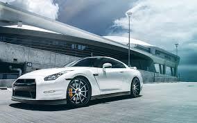 nissan gtr iphone wallpaper white car nissan gt r r35 wheels airport concept hd wallpaper