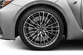 lexus recommended tires new 2017 lexus rc f price photos reviews safety ratings