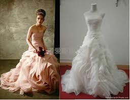 wedding dresses wholesale vera wang wang slightly wedding dresses wholesale ys214