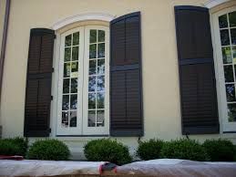furniture bahama shutters with brown wooden windows and small
