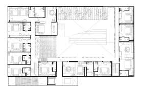 Architecture Plan by Gallery Of Carlota Hotel Jsa 13 Architecture Plan And