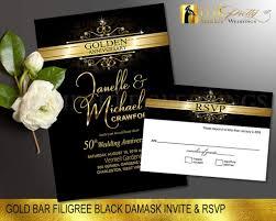 50th wedding anniversary invitations wedding invitation templates