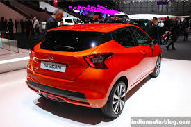 nissan micra gen 5 made for india next gen nissan micra to arrive in 2019