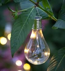 light bulb shaped l come illuminare il giardino con l energia solare www milano design