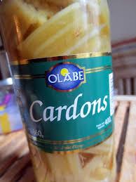 cuisiner les cardons les 25 meilleures idées de la catégorie gratin de cardons sur