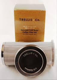 cold brew coffee kit trellis and company
