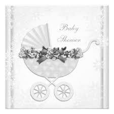 winter wonderland baby shower invitations u0026 announcements zazzle