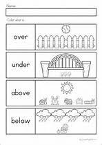 hd wallpapers free kindergarten math worksheets positional words