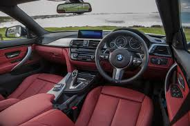 bmw 4 series gran coupe interior bmw 4 series gran coupe now available in south africa