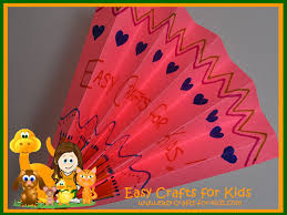 Easy Paper Craft Ideas For Kids - easy paper craft