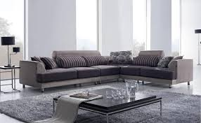 Sofas Modern Contemporary L Shaped Sofa Design Ideas Amepac Furniture