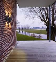 Outdoor Wall Sconce Up Down Lighting Hardscaping 101 Outdoor Wall Lights Gardenista