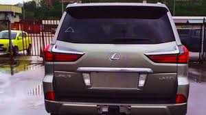 lexus lx 570 truck all new 2016 lexus lx 570 vs 2016 range rover land rover youtube