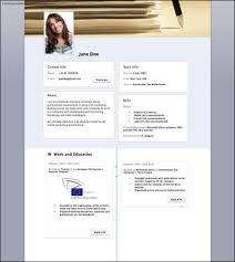Resume Bio Example Facebook Biography Template Contegri Com