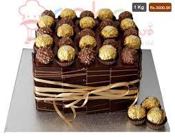 special cake ferraro rocher special cake cake square chennai