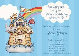 noah ark baby shower shutterbug sentiments noah s ark baby shower invitations