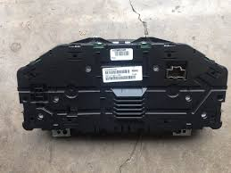 used ram instrument clusters for sale
