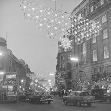 regent street christmas lights 1965 by henry grant at museum of