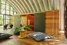 Brazilian Interior Design by Arca Home In The Middle Of The Brazilian Atlantic Forest By