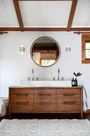 Best  Modern Bathroom Vanities Ideas On Pinterest Modern - Amazing mid century bathroom vanity house