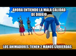 Memes De Vegeta - dragon ball super con memes se burlan del quinto cap祗tulo