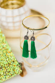 accessorize with greenery signature style
