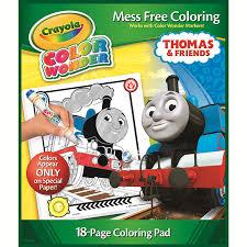 amazon crayola thomas u0026 friends color mess free