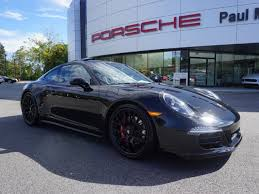 porsche 911 certified pre owned certified pre owned 2016 porsche 911 gts 2dr car in