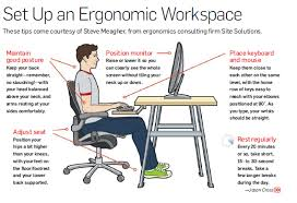 Ergonomics Computer Desk Magnificent Ergonomic Computer Desk Setup Best Ergonomic Computer