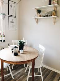 Small Kitchen Tables And Chairs For Small Spaces by Best 25 Small Dining Rooms Ideas On Pinterest Small Kitchen
