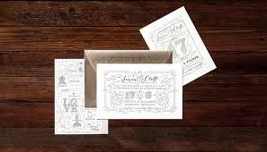 custom wedding invitations local bridal guide design your custom wedding invitations at one