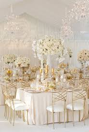 white wedding chairs best 25 gold ivory wedding ideas on ivory wedding