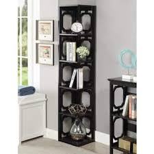 Corner Bookcase Corner Bookshelves Bookcases For Less Overstock