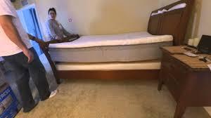 Full Size Memory Foam Mattress Topper Bedroom Costco Novaform Twin Xl Memory Foam Mattress Topper