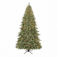 christmas tree shop online 9 ft clear pre lit brentwood artificial spruce christmas tree shop