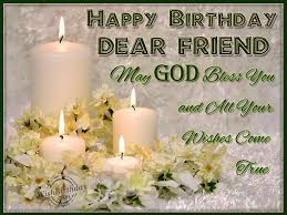 all stuff zone birthday wishes dear friend