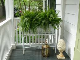 designing domesticity porch planter updated