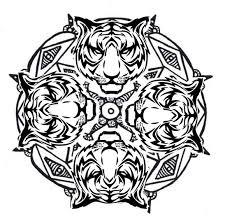 printable 35 animal mandala coloring pages 5558 animal mandalas