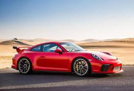 car porsche 2017 2018 porsche 911 gt3 delivers a desirable dilemma