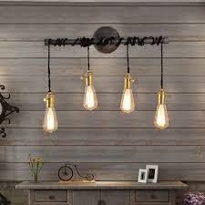 Felix 4 Light Cage Vanity - best 25 industrial track lighting ideas on pinterest industrial