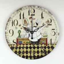 kitchen wall clocks modern online shop kitchen wall clock modern design warranty 3 years